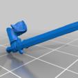 sword_v3.png Télécharger fichier STL gratuit Infatrie des elfes / Miniatures des lanciers • Plan imprimable en 3D, Ilhadiel