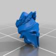 head_v1.png Télécharger fichier STL gratuit Infatrie des elfes / Miniatures des lanciers • Plan imprimable en 3D, Ilhadiel