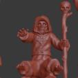 Magus_conclave_v4.png Télécharger fichier STL Mages de sang / Miniatures du conclave de Magus • Plan pour imprimante 3D, Ilhadiel