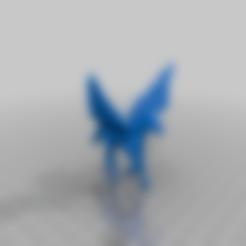 Pegasus.stl Télécharger fichier STL gratuit Pégase miniature • Plan imprimable en 3D, Ilhadiel