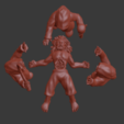 Magus_conclave_v3.png Télécharger fichier STL Mages de sang / Miniatures du conclave de Magus • Plan pour imprimante 3D, Ilhadiel