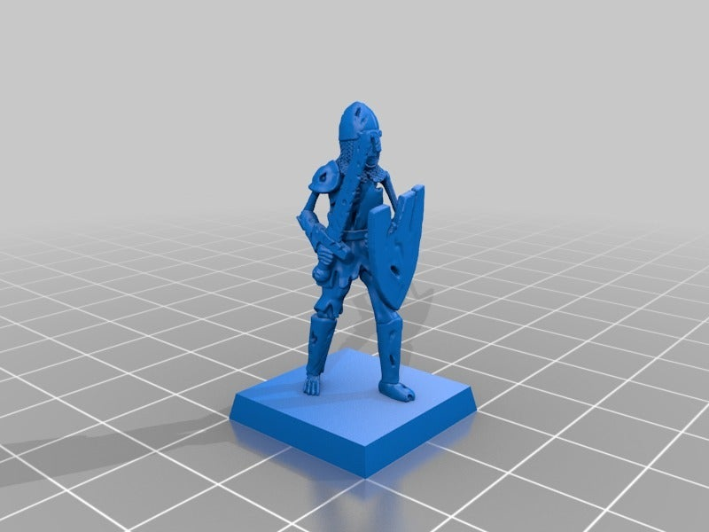 466e3cd4477c57c93d1c34b5c5926da2.png Télécharger fichier STL gratuit Guerrier squelette miniature • Objet à imprimer en 3D, Ilhadiel