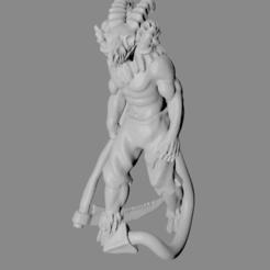 Descargar modelos 3D gratis Demonio en miniatura, Ilhadiel