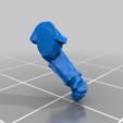 left_arm_v5.png Télécharger fichier STL gratuit Infatrie des elfes / Miniatures des lanciers • Plan imprimable en 3D, Ilhadiel