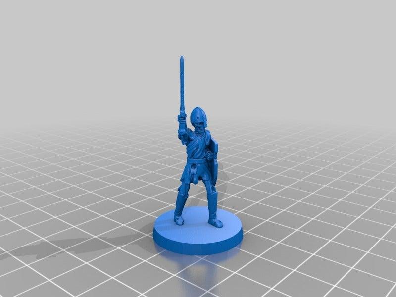 ed8cb2b2dfccd94bcdabcdeae96f4845.png Télécharger fichier STL gratuit Skeleton Warrior Miniature version #2 • Design pour impression 3D, Ilhadiel