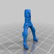 Download free 3D printing designs Undead Knight Miniatures Custamizable, Ilhadiel