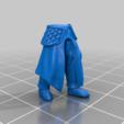 leg_v4.png Télécharger fichier STL gratuit Infatrie des elfes / Miniatures des lanciers • Plan imprimable en 3D, Ilhadiel