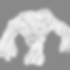 Télécharger fichier STL gratuit Air Elemental Miniature • Modèle pour imprimante 3D, Ilhadiel