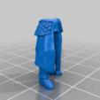 leg_v5.png Télécharger fichier STL gratuit Infatrie des elfes / Miniatures des lanciers • Plan imprimable en 3D, Ilhadiel