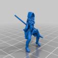 b35fa5272b27a02fad8b5a134842971e.png Télécharger fichier STL gratuit Panther Rider Girl Miniature • Design pour impression 3D, Ilhadiel