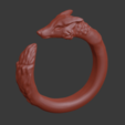 Télécharger fichier STL gratuit La bague du renard • Design imprimable en 3D, Ilhadiel