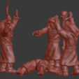 Magus_conclave_v1.png Télécharger fichier STL Mages de sang / Miniatures du conclave de Magus • Plan pour imprimante 3D, Ilhadiel