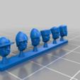 Télécharger fichier STL gratuit Sergent monté Miniatures personnalisables • Plan pour impression 3D, Ilhadiel