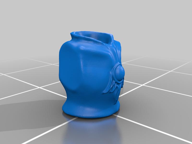 body_v4.png Télécharger fichier STL gratuit Infatrie des elfes / Miniatures des lanciers • Plan imprimable en 3D, Ilhadiel