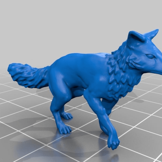 84a756a036d85de43ab062897f48f65f.png Download free STL file Foxmen: War Fox Miniatures • 3D printer template, Ilhadiel
