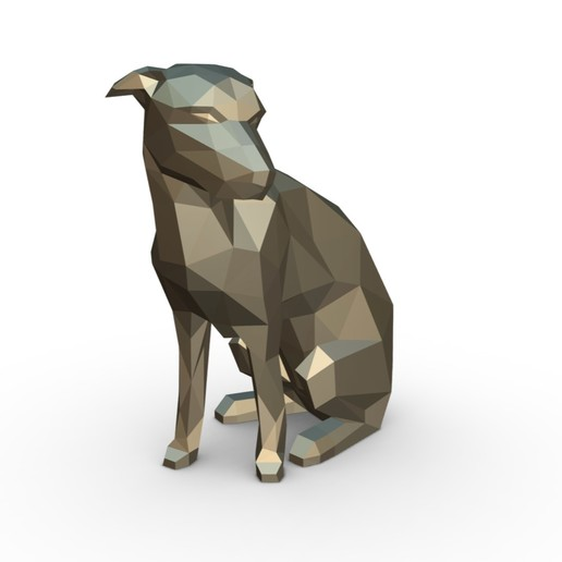 8.jpg Download 3DS file vira lata dog figure • Model to 3D print, stiv_3d
