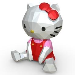 1.jpg Télécharger fichier 3DS Hello kitty figure • Plan à imprimer en 3D, stiv_3d