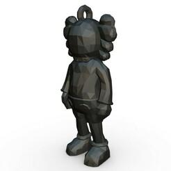 1.jpg Télécharger fichier 3DS figure kaws • Plan pour impression 3D, stiv_3d