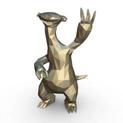 1.jpg Télécharger fichier 3DS Le personnage de l'ère glaciaire Sid • Modèle imprimable en 3D, stiv_3d