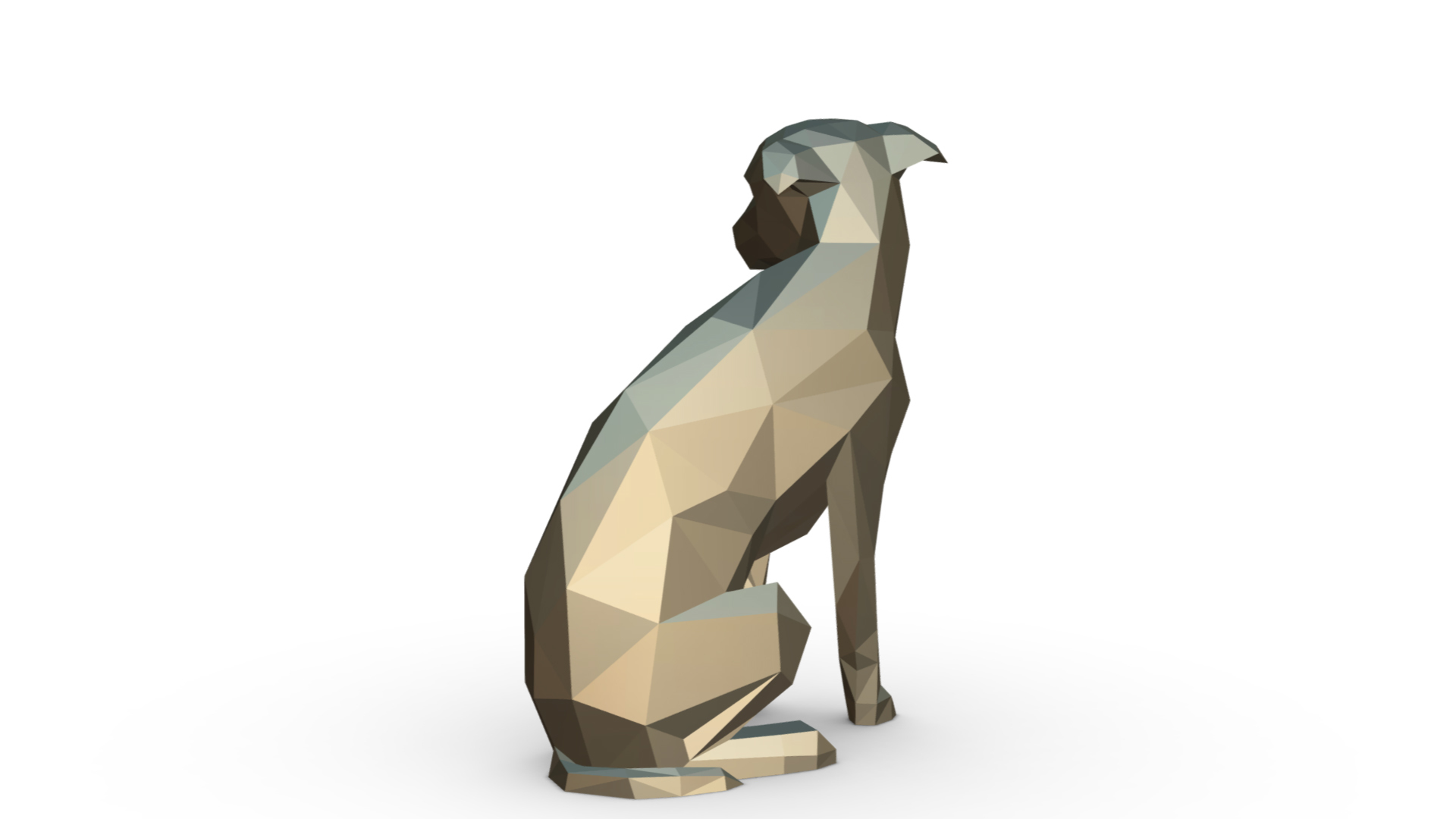4.jpg Download 3DS file vira lata dog figure • Model to 3D print, stiv_3d