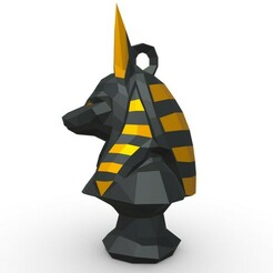 1.jpg Download 3DS file anubis figure • 3D printer object, stiv_3d