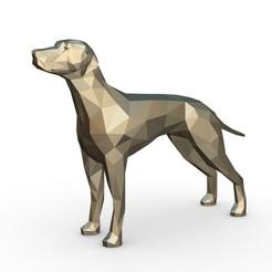 1.jpg Download 3DS file Dalmatian figure • 3D printer model, stiv_3d