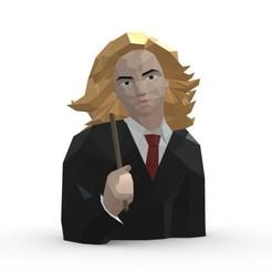 1.jpg Download 3DS file hermione figure • Design to 3D print, stiv_3d