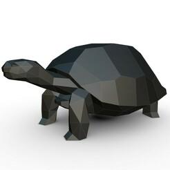1.jpg Download 3DS file  tortoise figure • 3D print object, stiv_3d