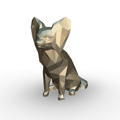 64.jpg Download 3DS file Papillon figure • 3D print design, stiv_3d
