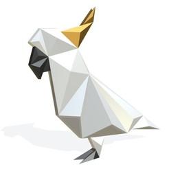 1.jpg Download 3DS file parrot figure • 3D printable object, stiv_3d