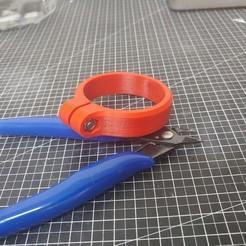 KakaoTalk_20201007_123723328.jpg Télécharger fichier STL Pièce colorée de 50 mm de diamètre (airsoft) • Design à imprimer en 3D, guana19