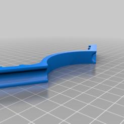 Télécharger fichier impression 3D gratuit V Pêcheur d'antenne dipôle 120 degrés, prospect3dlab