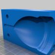Télécharger plan imprimante 3D gatuit Coupe menstruelle - Moule en silicone, prospect3dlab
