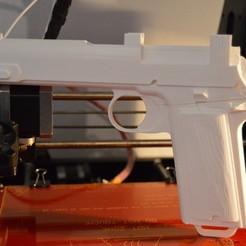 Télécharger fichier STL gratuit Canon Steyr M1911 WW1 • Objet imprimable en 3D, prospect3dlab