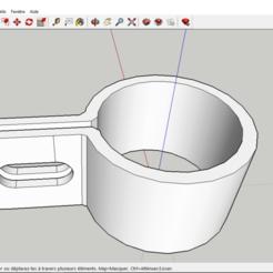 PHOTO BAGUE 16.png Download STL file Duck Ring D16 • 3D printer design, sandragautier83
