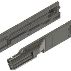 26.11.2020_22.31.08_REC.png Télécharger fichier STL gratuit Panneaux latéraux de la mitrailleuse Inokim OX ( NON FINI !) • Design pour impression 3D, levleon13