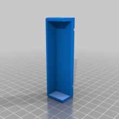 """Chriss_Vice_clam_A_v4_2x_slot_.png Télécharger fichier STL gratuit Mâchoires pour étau de 3"""" magnétiques • Modèle à imprimer en 3D, gnattycole"""