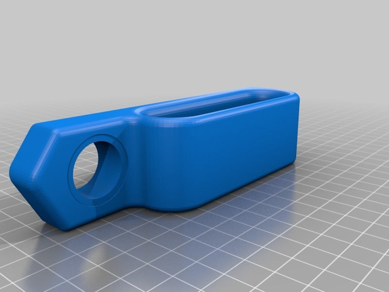 4fb1bd16b24947027f52b671c6e63176.png Download free STL file IKEA Lack Door handle and latch mount • 3D printer template, gnattycole