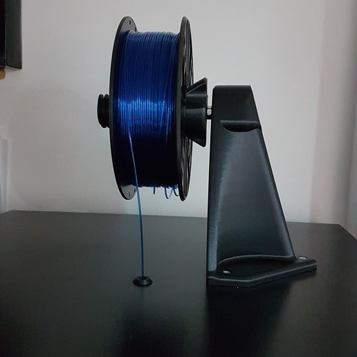 Download free STL file Single sided spool holder Heavy Duty • 3D printing object, gnattycole