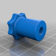 43910846f7ca07a73716f9daa80f2fa8.png Download free STL file Tronxy X5S Belt geometry aligned screw adjust motor mounts • Design to 3D print, gnattycole