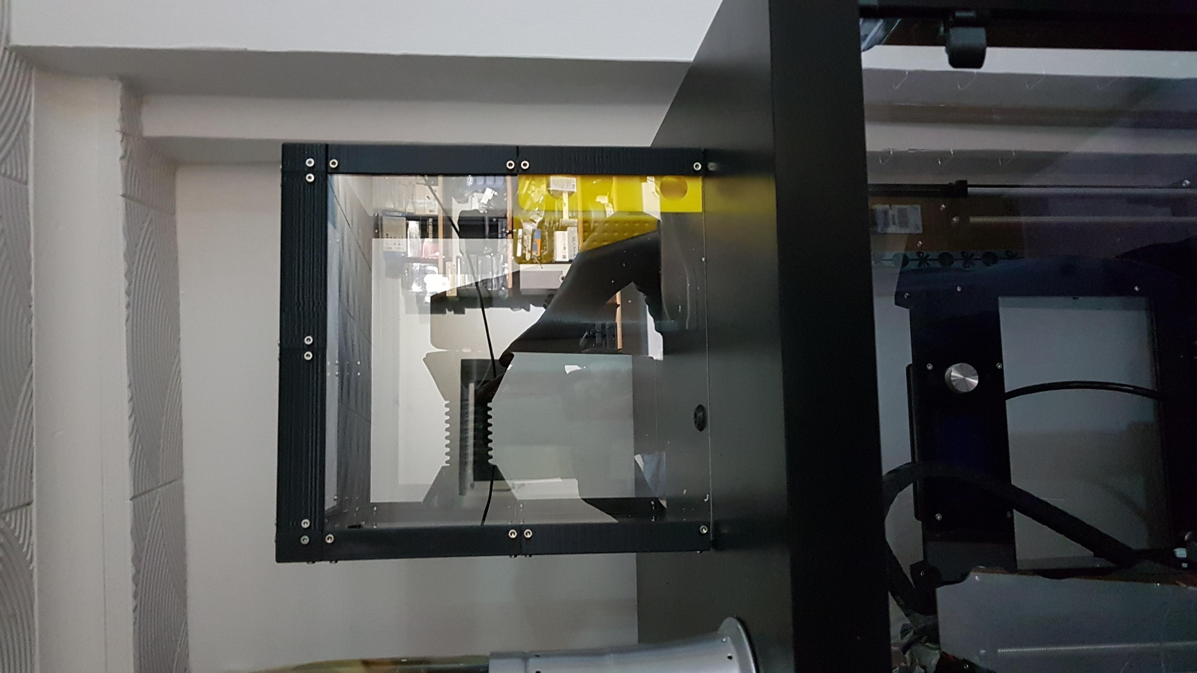 20190128_210352.jpg Télécharger fichier STL gratuit Couvercle de bobine pour les enceintes avec des bidons déshydratants en option • Modèle à imprimer en 3D, gnattycole