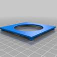 Télécharger objet 3D gratuit IKEA Lack Enclosure Anet A6 ensemble de conduits de refroidissement, gnattycole