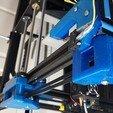 Télécharger fichier STL gratuit Tronxy X5S Chariots portiques et alignement de la géométrie des courroies • Design imprimable en 3D, gnattycole
