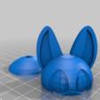 Télécharger fichier STL gratuit Jiji Bobblehead • Objet imprimable en 3D, AbuMaia