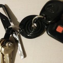 0222200026.jpg Télécharger fichier STL gratuit Porte-clés TPU à libération rapide • Design imprimable en 3D, AbuMaia