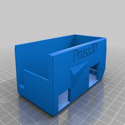 Descargar Modelos 3D para imprimir gratis Prusa i3 MK2 S-240-12 montaje de la fuente de alimentación, OneFour3