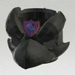 CAP1.JPG Télécharger fichier STL MATE CUERVO (San Lorenzo de ALmagro) • Modèle à imprimer en 3D, jorbuffa
