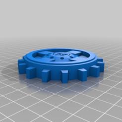 Descargar archivos STL gratis Robot Wall-E con electrónica /rmx, lmirel