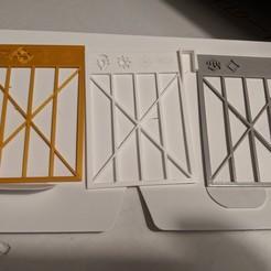 IMG_20190716_211614.jpg Download free SCAD file Magic the Gathering Card Box Divider v2 • Design to 3D print, piebandit