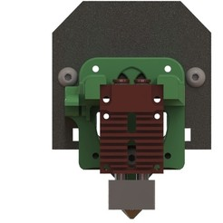 3.JPG Download free 3MF file Geeetech A20m mount 2in1 hotend • 3D printable template, jyc35